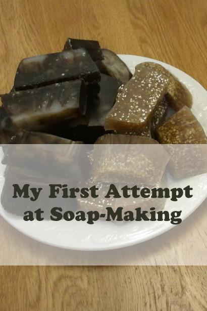 soap-making