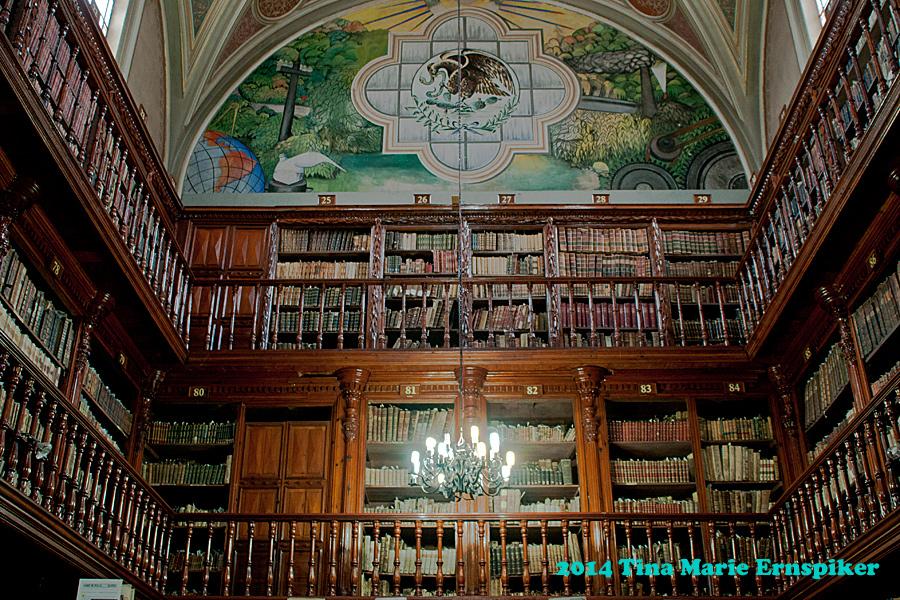 Morelia-library