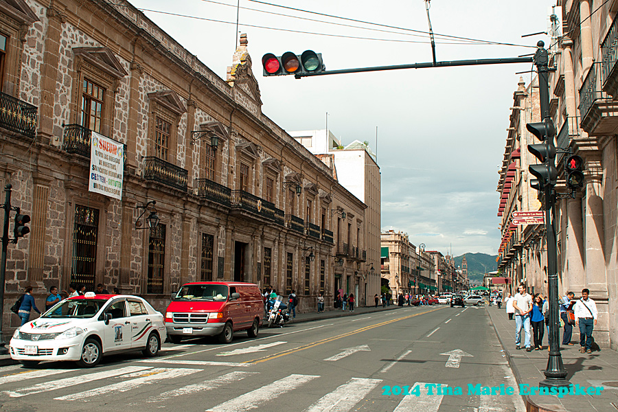 downtown-Morelia