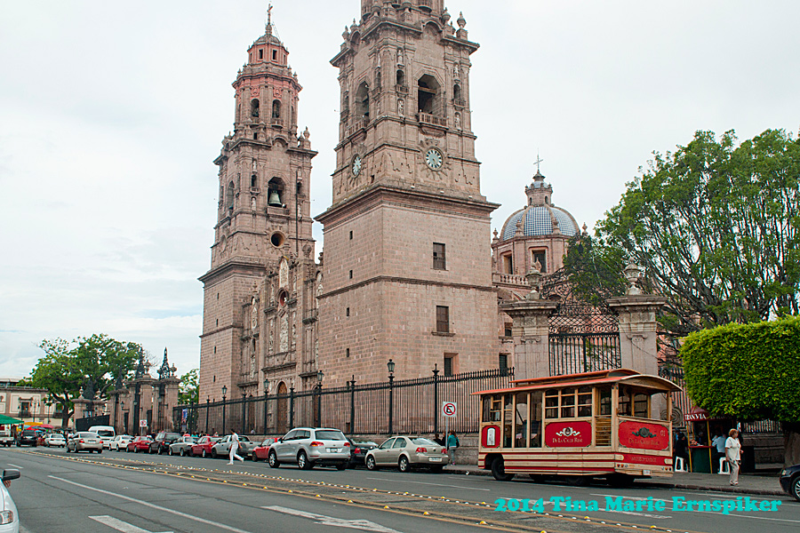 Morelia-cathedral