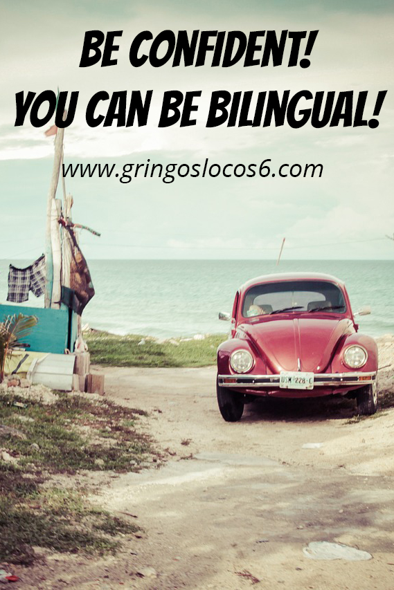 Be Confident! You Can Be Bilingual!