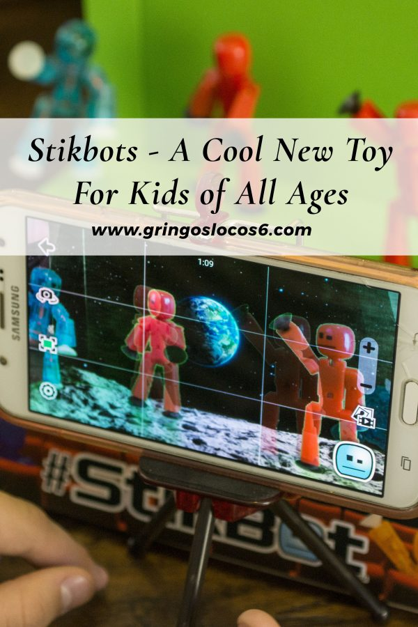 Stikbots - A Cool New Toy For Kids of All Ages
